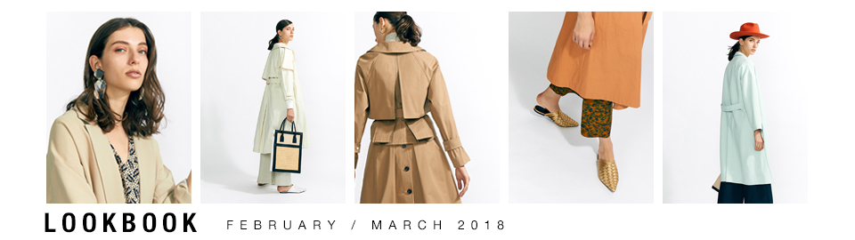 LOOK BOOK - January 2018 -