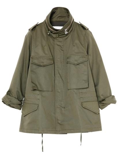 M-65ジャケット