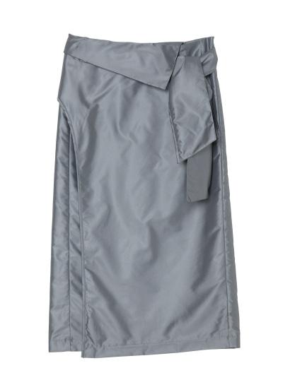 シャインソロラップスカート