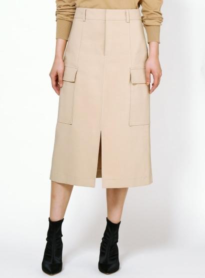 カーゴスリットスカート