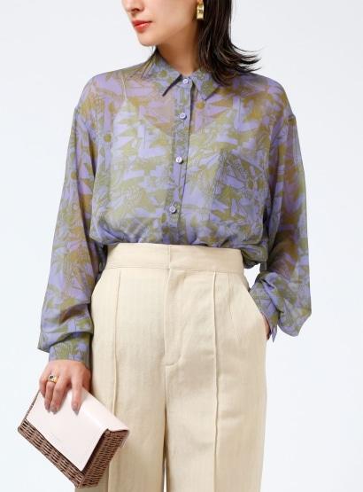 ピクトリアルシャツ
