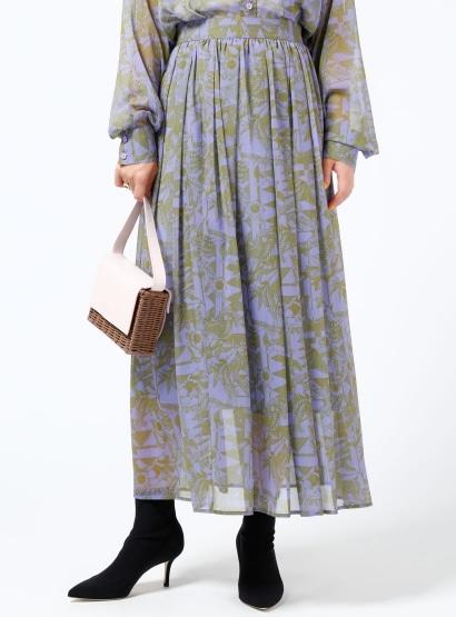 スタニングルアー / ピクトリアルスカート