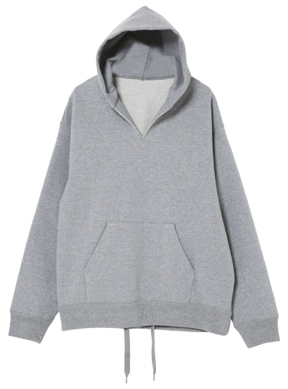 HEAVY STRECH TERRY HOODIE