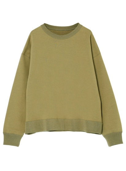 HEAVY STRECH TERRY PULLOVER