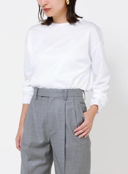 アルビニロングスリーブTシャツ