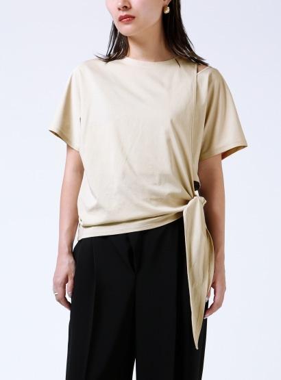スリットTシャツ