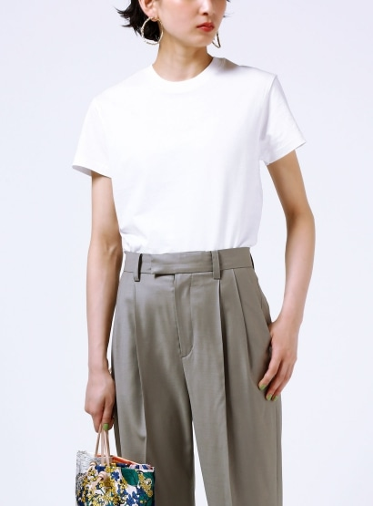 クロスジャージTシャツ