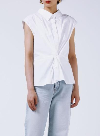 ツイストシャツ