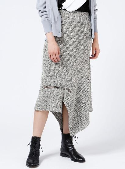 ブークレーデザインスカート