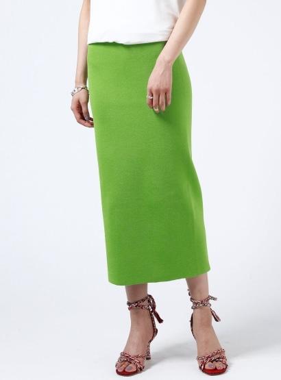 ニットタイトスカート