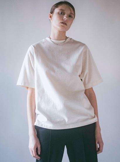 ハーフスリーブTシャツ