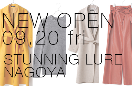 -NAGOYA- NEW OPEN 9.20 Fri